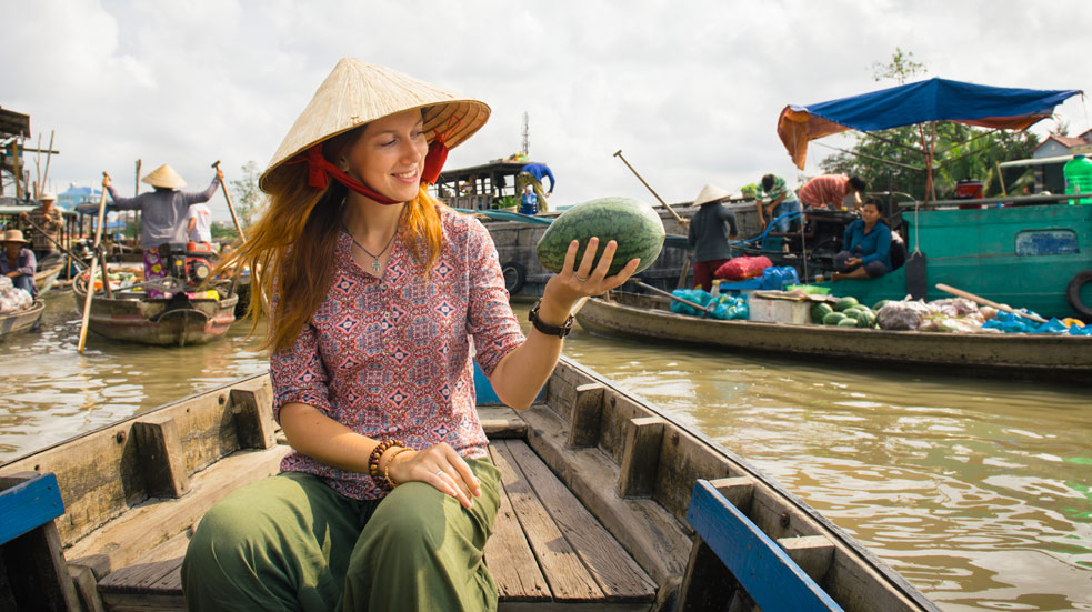Jak se sbalit do Vietnamu?