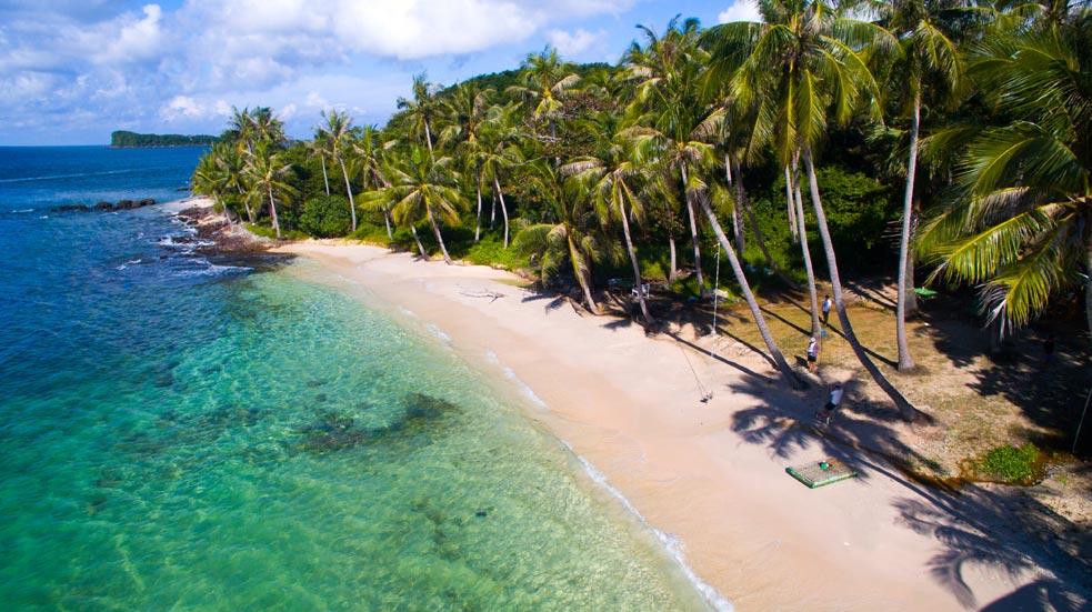 Nejlepší pláže a plážové hotely