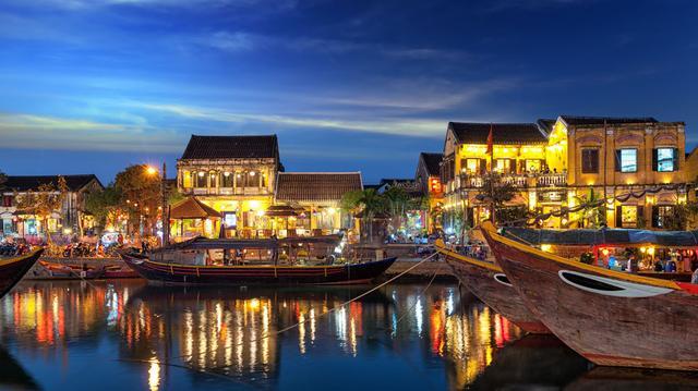 Hoi An historická perla Vietnamu