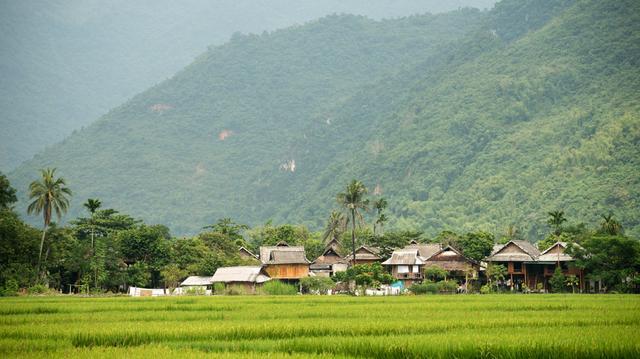 Mai Chau - ráj pro pěší turistiku