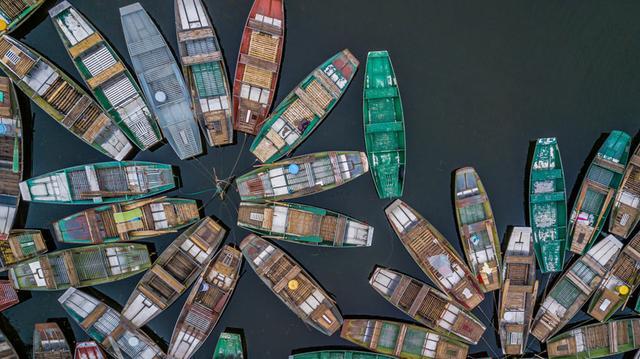 Mekong řeka devítihlavého draka