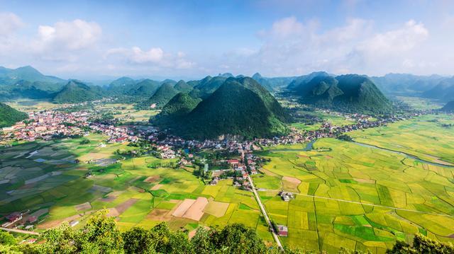 Ninh Binh - skrytý půvab vnitrozemí