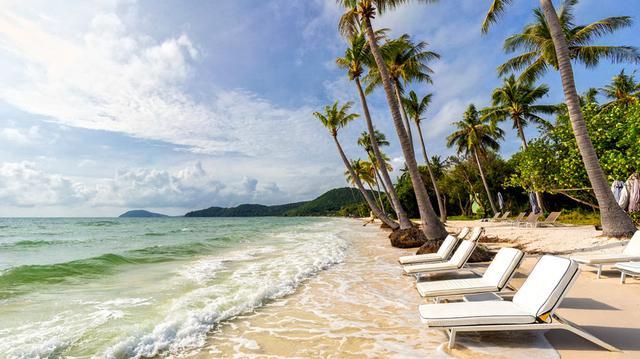 Ostrov Phu Quoc - nejkrásnější pláže Vietnamu