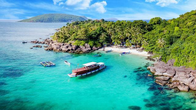 Luxusní dovolená ve Vietnamu