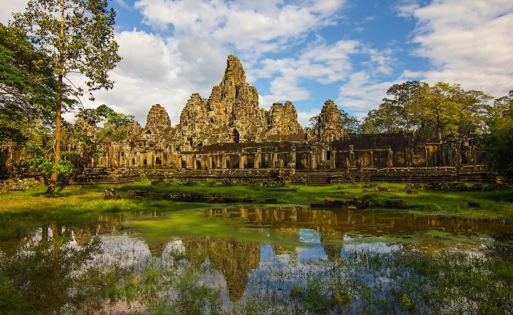 Chrámový komplex Angkor Wat