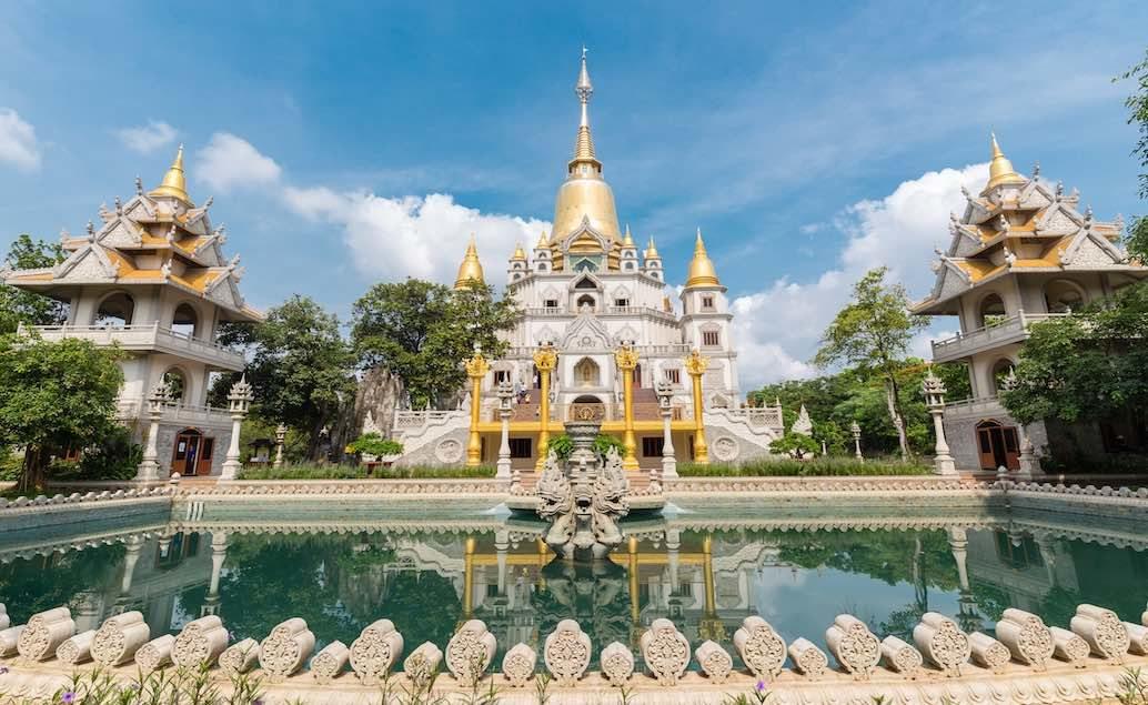 Vietnam od severu k jihu