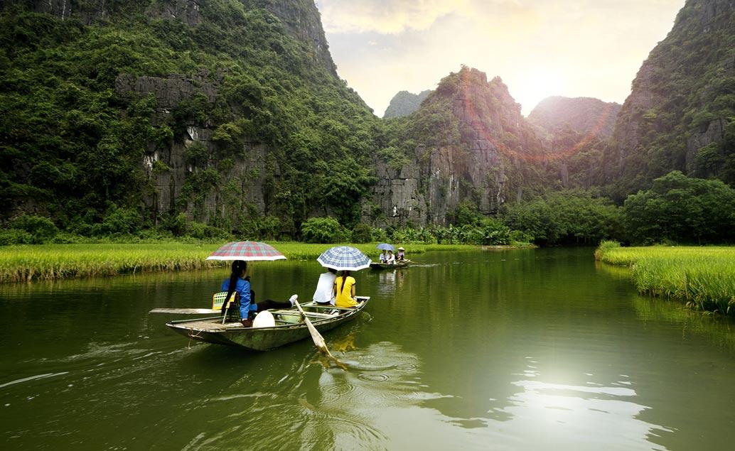 Zájezd Jižní Vietnam křížem krážem