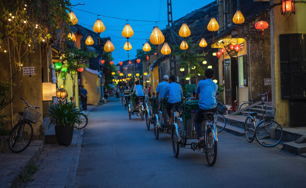 Zájezd Severní Vietnam křížem krážem