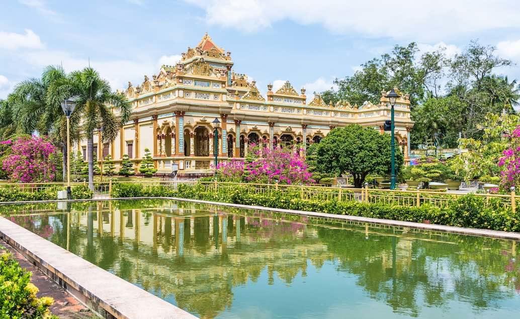 To nej Vietnam a Kambodža