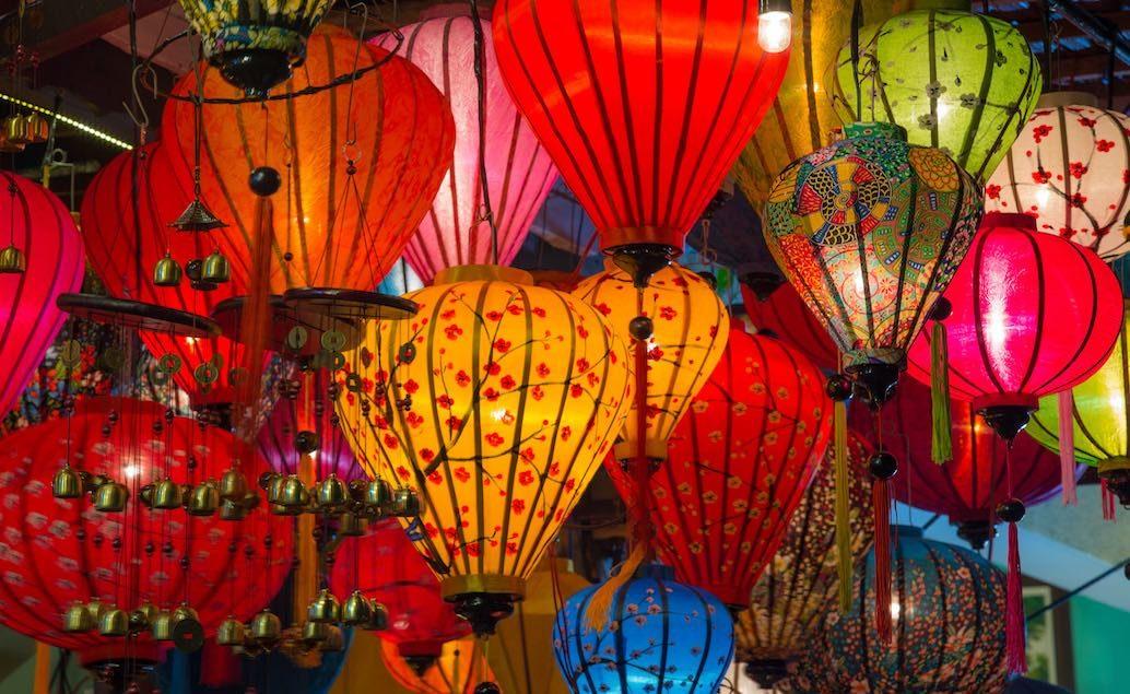 Přírodní krásy Vietnamu