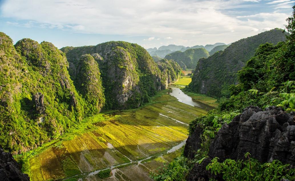 Skrytý půvab Ninh Binh