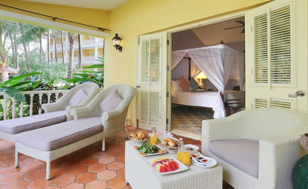 Hotel La Veranda resort 4****