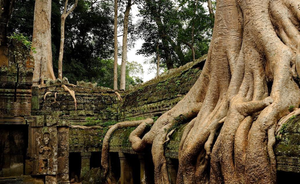 Krásy Vietnamu a Kambodže
