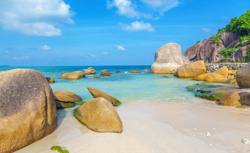 Krásy Vietnamu a relax v Thajsku, Koh Samui